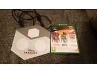 Disney Infinity and characters. Xbox one