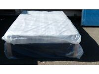 Brand new double divan beds with double mattresses