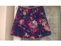 Oasis skirt size 10