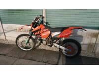 Ktm exc 250 2006 2 stroke