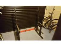 Bodymax squat rack
