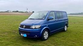 VW Transporter T5 Kombi 2.0 TDi 140 6 gears, 5 seats, sat nav, a/c, electric windows, 70k, *NO VAT*