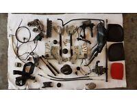 Audi A4 1996 parts / job lot / coil pack / window regulator / lamp / door lock / CLEARANCE