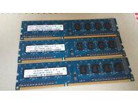 4GB DDR Ram Pc3 10600