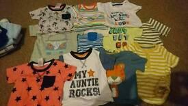 Big bundle of 3-6 month clothes
