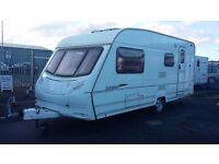 Touring caravan ace jubilee 2005 four berth