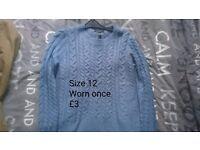 Ladies size 12 clothes