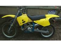 Motocross bike Husaberg FE 350