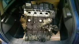 Mini cooper 1.6l n/a engine block.
