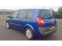 RENAULT GRAND SCENIC AUTOMATIC IN CLEAN CONDITION. LONG MOT. SERVICE HISTORY. CAMBELT REPLACED
