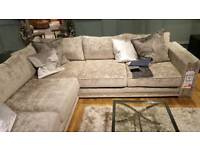 Stunning COCO corner sofa