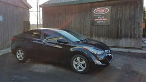 2011 Hyundai Elantra GLS. AUTO, SUNROOF, BLUETOOTH, ALLOYS