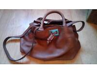Boden Leather Handbag