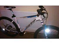 Virtually new Boardman TCX650b mountain bike..... absolutely mint condition... offers over £275