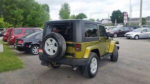 2007 Jeep Wrangler Sahara-$94/Wk-AUX/CD-Almn Whls-Cruise-FunRide London Ontario image 5