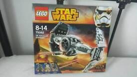 Lego Star Wars sets. New & Sealed