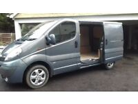 """Man With A Van Small To Medium Items - Capacity 7'8""""x4'x4'- - Please Ring For FREE Quote"""