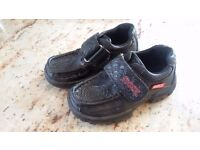 Marvel spiderman shoes size 8