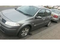Renault megane. priced to sell!!! please read ad!!!!