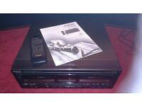 Technic compact disc changer 110 plus 1