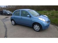 2007 NISSAN MICRA 1.2 5 DR