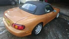 Mazda mx5 mk2 nb