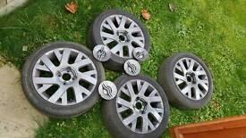 C4 vts wheels
