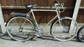 Raleigh gents classic bike