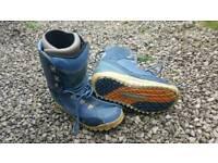 Burton snowboard boots size 11 to 12
