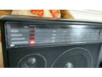 Morphy Richards FM/SW/MW/LW radio