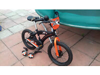 """16"""" Kids Bike for 5-7 year old"""