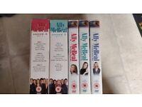 Ally McBeal DVDs