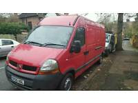 Renault Master automatic