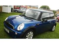 2006 mini 1.6 petrol 1 lady owner very low mileage long mot full service history ideal first car