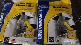 Cooker hood grease filter, universal (more than one available)