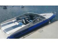 Searay pachanga v8 powerboat