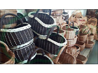 I will sell wicker baskets - different types