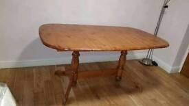 URGENT SALE Extendable Wooden Dining Table