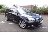 2007 Toyota Avensis 2.2 TR D-4D Estate - F.S.H - ENGLISH CAR - ONE OWNER -not passat mondeo insignia