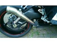 Akrapovic gp pipe ( gsxr 2011+ )