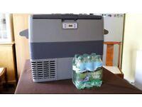 Smad Electric Portable Refrigerator Freezer Travel RV AC/DC Fridge YT-B-50P
