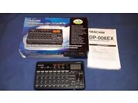 Tascam DP-008EX PocketStudio