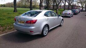 Lexus IS 220D SatNav, Leather, New Brake Discs, Remapped