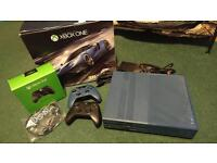 Xbox One Forza Motorsport 6 1tb Edition with extra controller