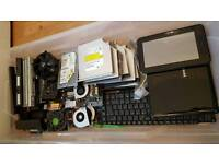Laptop and pc replacement stuff