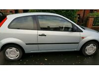 Ford Fiesta finesse 1.25 53plate