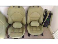 E46 M3 Leather interior