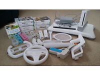 Nintendo Wii Console Games and Accessories