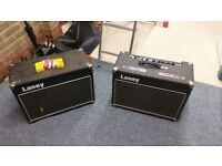 **Reduced** Laney VC30 210 and 12 inch Extension Cab.