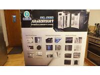 Lian Li PC P80 Armoursuit optimized Aluminium PC Chassis Computer Case/server
